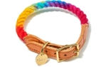 Found My Animal Prismatic Ombre Katzen- und Hundehalsband