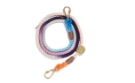 Found My Animal The Lois Ombre Cotton Rope Dog Leash Adjustable