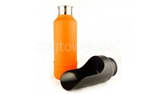 H2O Iso- Hundewasserflasche K9 Unit, orange
