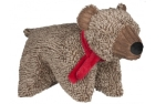 Hugglehounds Cosy Cottage Bear Squooshie Plush