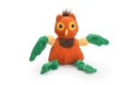 Hugglehounds Knottie Owl Eule with Tuffut Technology