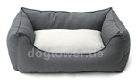 Wolters Hundebett Basic Dog Lounge, anthrazit/kiesel