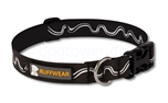 Hundehalsband Headwater Collar, Obsidian Black