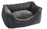 Hunter Hundesofa Bergamo, anthrazit