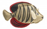 Hunter Hundespielzeug Canvas Maritime Angelfish