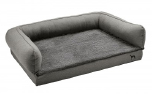 Hunter Orthopädisches Hundesofa Livingston, anthrazit