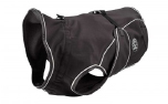 Hunter Softshell Hundemantel Uppsala, schwarz