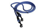 Hurtta Rundleine Mountain Rope Training, blau