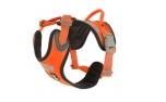 Hurtta Weekend Warrior Geschirr, neon orange