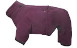 iqo Softshell Hundeoverall, berry