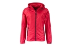 James & Nicholson Damen Regenjacke, red/black