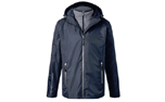 James & Nicholson Herren 3-in-1 Jacke, navy/silver