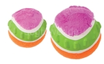 Hundespielball JWPets Mixup Ribbed Ball