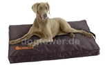 Teflon Hundematratze NO LIMIT, braun
