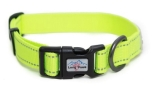 Long Paws Hundehalsband Urban Trek Collar, neongelb