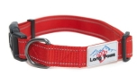 Long Paws Hundehalsband Urban Trek Collar, rot