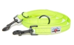 Long Paws Hundeleine Urban Trek Training Leash, neongelb