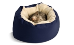 Lotus Hundebett Mini, blau