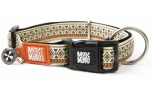 Max & Molly Original Smart ID Hundehalsband, Ethnic