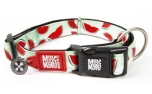 Max & Molly Original Smart ID Hundehalsband, Watermelon