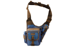 Maxpedition Outdoortasche Fatboy Versipack, royalblau/foliage
