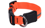 Nite Dawg LED Hundehalsband, orange