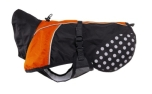 Non Stop Dogwear Beta Pro Raincoat Hundemantel, orange