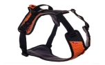 Non Stop Dogwear Ultra Harness Hundegeschirr orange