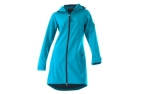 Owney City Hiker Damen Softshell-Mantel, aqua