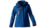 Owney Damen-Outdoor-Jacke Bora, petrol