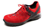 Owney Outdoorschuh Balto low, red-anthracite
