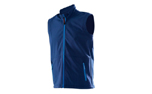 Owney Unisex Softshell Vest / Weste Basic, blau