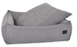 padsforall Hundebett Dreamcollection Select+ Luxuryline, grau