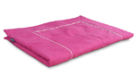 padsforall Hundedecke Worldcollection Wildlederimitat, pink