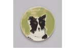 The Painters Wife Border Collie Dish