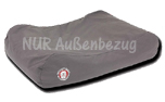 Pet Joy Außenbezug Doggy Bagg Orginal, dark gull grey
