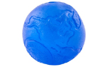 Planet Dog Orbee Tuff Hundeball Royal, blau