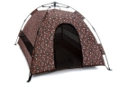 P.L.A.Y. Pet Lifestyle and You Scout & About Outdoor Tent Hundezelt Mocha