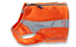 Hurtta Lifeguard Polar Hundeweste neonorange