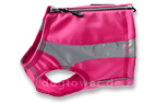 Hurtta Lifeguard Polarweste neonpink