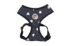 Puppia Algo Harness A navy