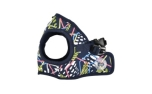 Puppia Botanical Harness B navy