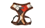 Puppia Jolly Harness A Hundegeschirr, braun