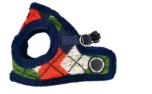 Puppia Jolly Harness B Hundegeschirr, navy