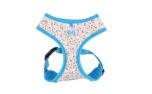 Puppia Wildflower Harness A himmelblau