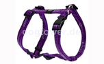 Hundegeschirr Rogz Beltz, Chrome Purple