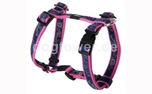 Hundegeschirr Rogz Beltz, Denim Rose