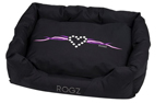 Rogz Spice Podz Hundebett Purple Chrome