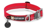 Hundehalsband CragCollar, Red Currant