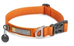 Ruffwear Front Range Collar Campfire Orange